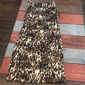 3 FOR $20 Alyx Animal Print Dress Size 4